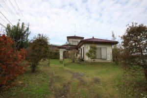田舎暮らし 千葉 市原市 総面積1790坪 農家資格取得可 庭木が整った宅地300坪 3SLDK中古住宅