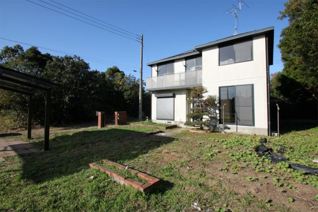 田舎暮らし 千葉 茂原市 ビーチライン4km 敷地138坪 内装リフォーム済 積水ハウスの中古住宅